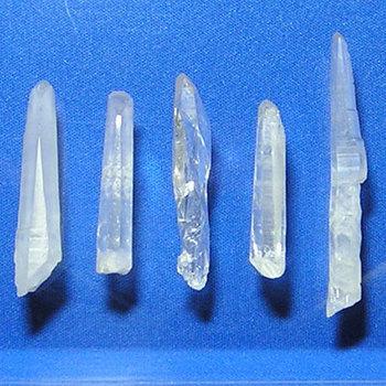 ブラジル産水晶ナチュラルポイント・シンギングクリスタル・レーザーワンド
